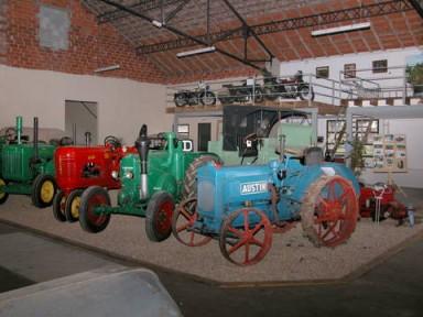 vieilles mécaniques