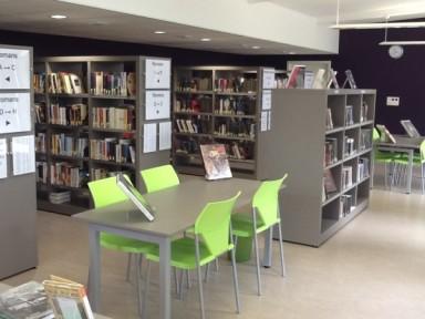 bibliothèque salviac