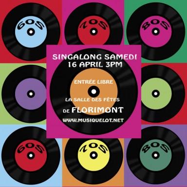 April-Florimont-Singalong