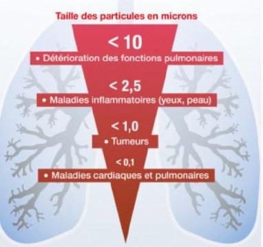 pollution poumon