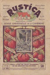 fraise rustica
