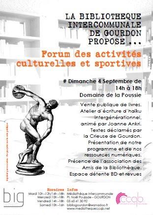 BIG - Forum Sept