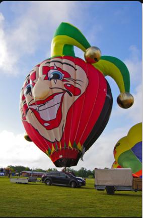 Labastide-Marnhac: Fête de la montgolfière ! 23, 24 et 25 Juin 2017