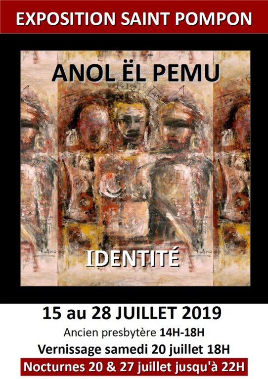 Artiste peintre musicien camerounais résidant au Burkina Faso, Anol El Pemu vous accueille pour découvrir ses créations.