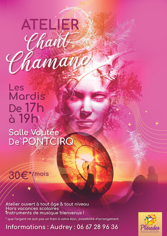 12ème rencontre chamanique de printemps