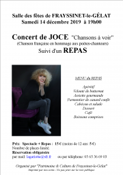 concert Joce