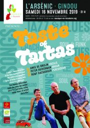Taste of Tartas