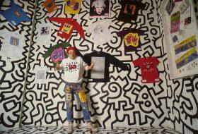 Keith Haring, (pop art)