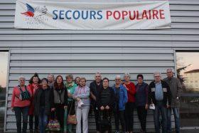 Gourdon : Grande Braderie du Secours Populaire avant fermeture... temporaire