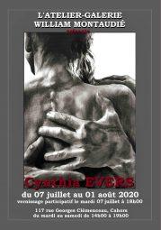exposition de Cynthia Evers