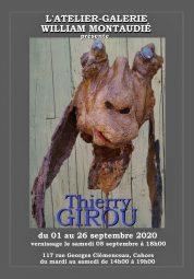 Exposition de Thierry Girou