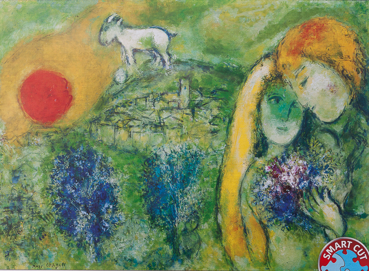 On profite du confinement pour visiter Chagall. La Vidéo