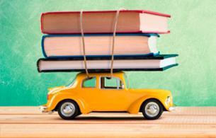 Gourdon: Drive à la bibliothèque